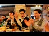 Грузины и Абхазы поют Абхазскую национальную